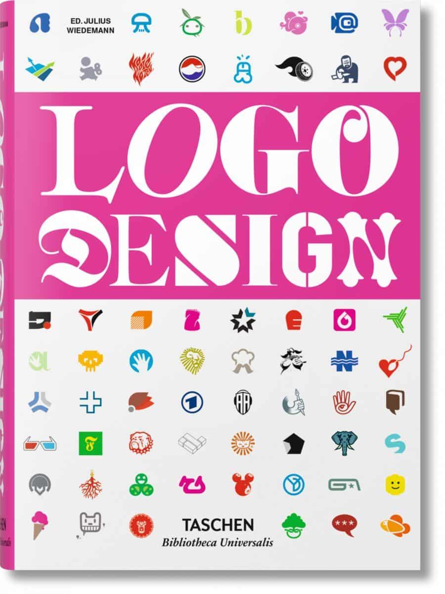 Logo design par TASCHEN