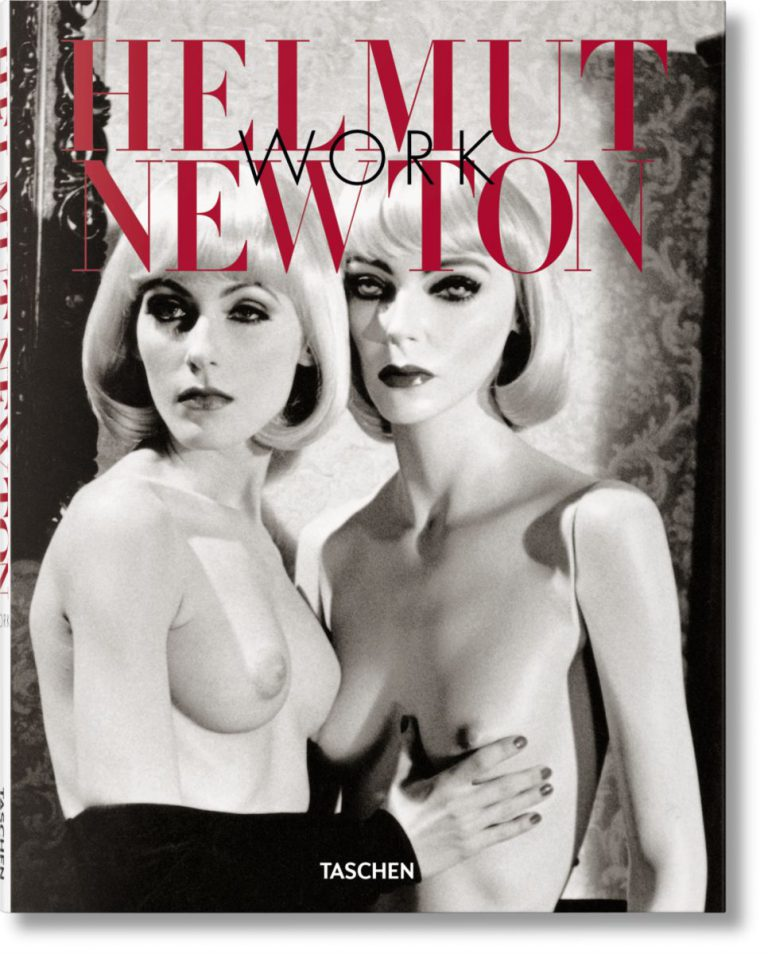 Newton work fashion book photo helmut newton