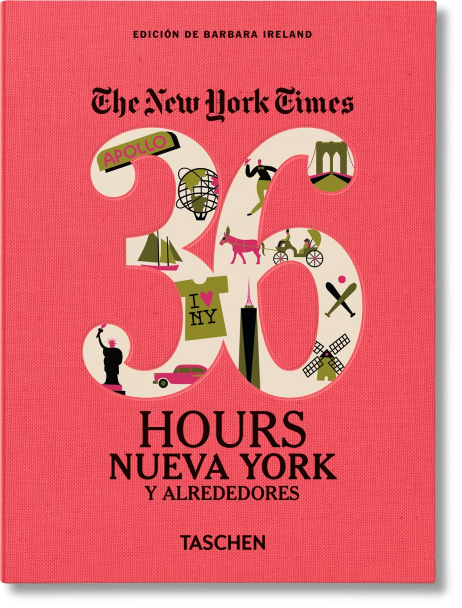 New York Times : 36 hours New-York et ses environs par TASCHEN
