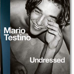 Mario Testino Undesssed XL Taschen
