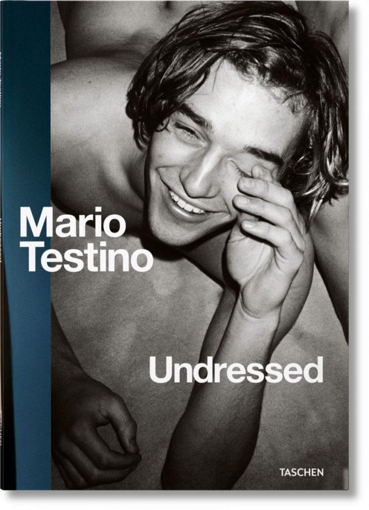 Mario testino undressed XL Taschen