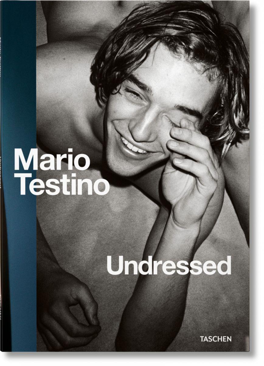mario testino undressed book taschen