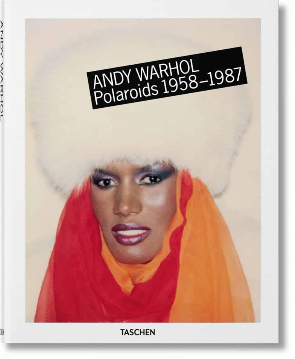 warhol polaroids taschen book