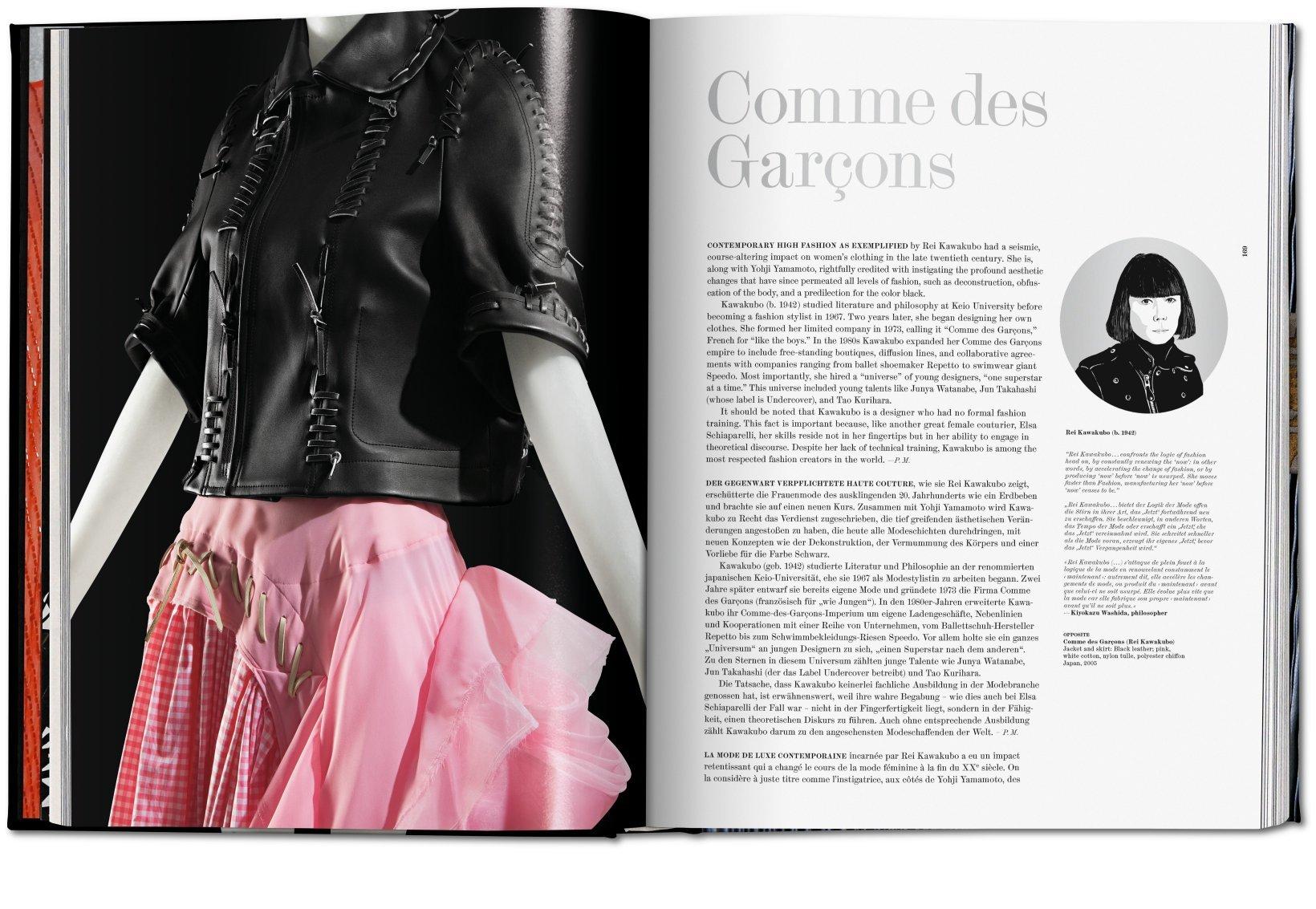 Fashion Designers A Z By Taschen L Erudite