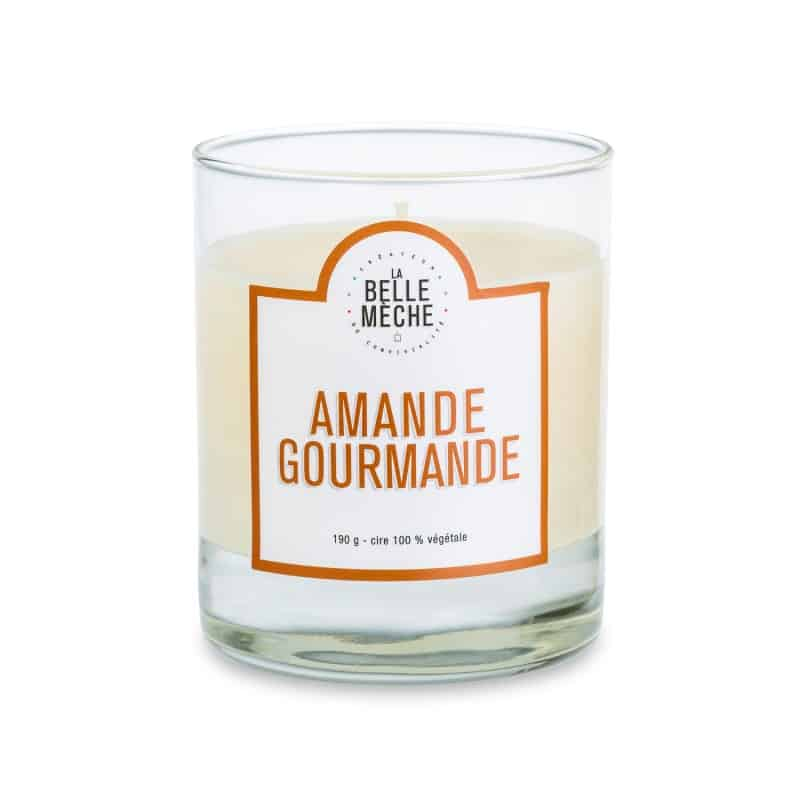 Candle Sweet Almond by La belle Mèche