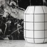 grid vase design kokot studio ceramic