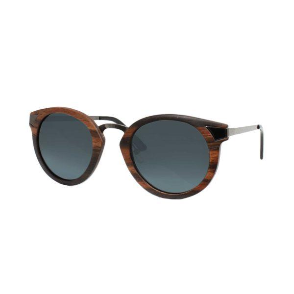 ignis ebony sunglasses handmade time for wood fashion accessories man woman