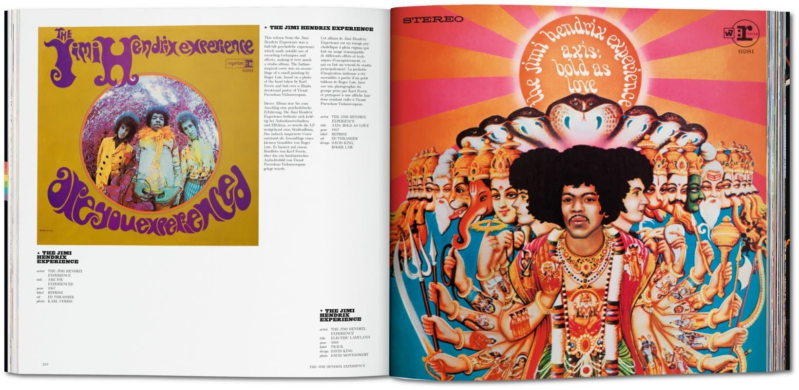 covers livre rock album musique art taschen photography