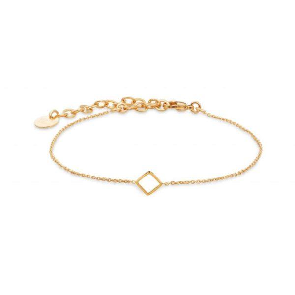 la jewellery gold woman bdm studio bracelet