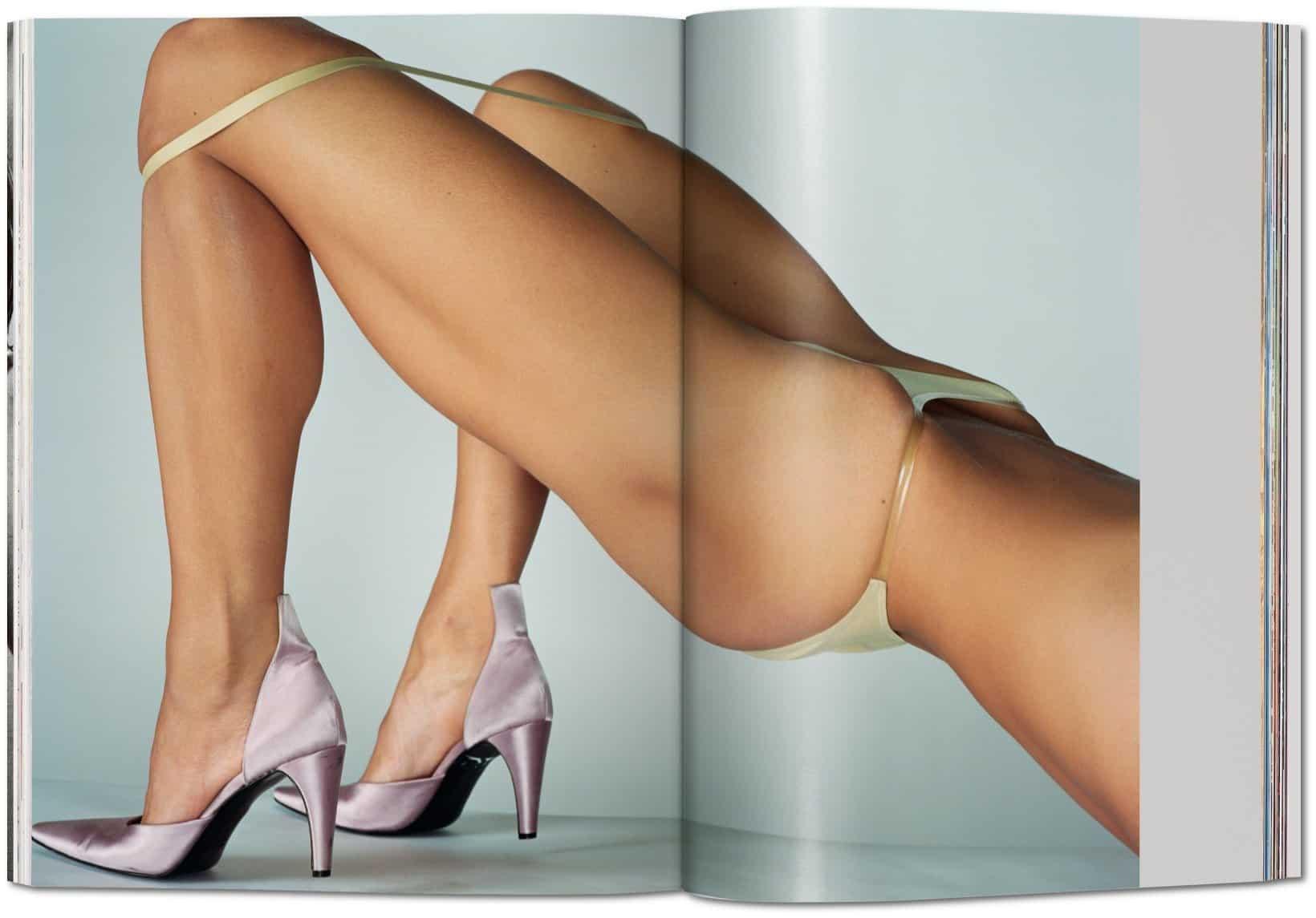 mario testino libro undressed xxl foto moda desnudo arte taschen