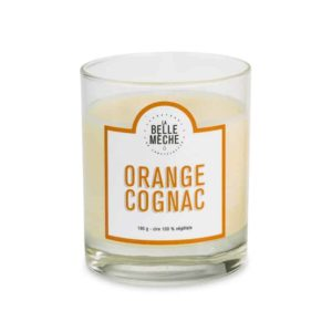 Candle Orange Cognac by La Belle Mèche