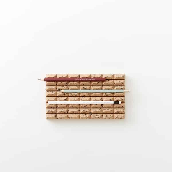 caja de lápices de corcho La Petite Papeterie Française