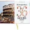 NYT 36 hours Europa taschen viaje libro