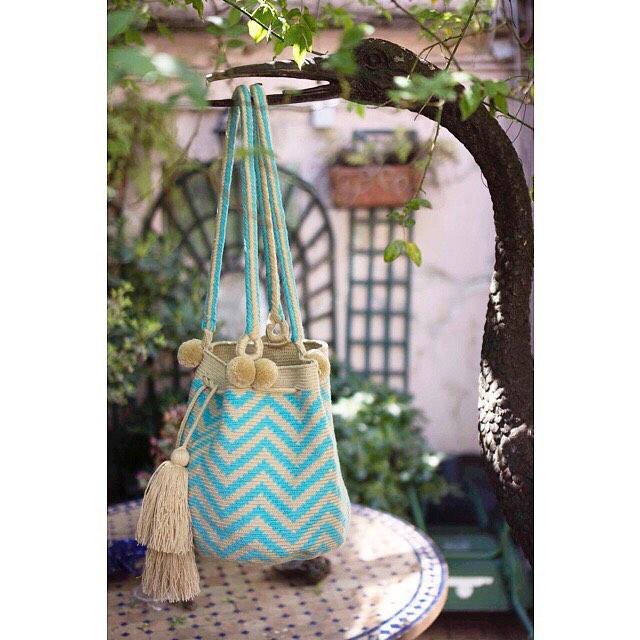 Constance lahoja paris accessoire sac mochilla colombie handmade