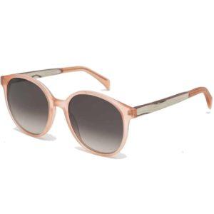Handmade sunglasses pink REZIN MILA - Acetate Rose - L'Erudite Concept Store acetate