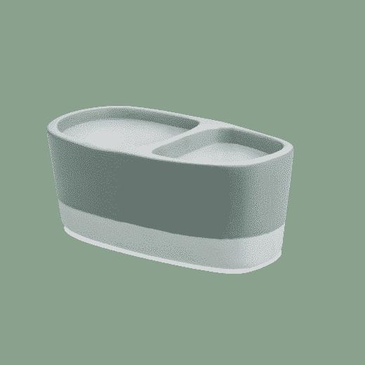 Bougies Double céramique par LA BELLE MECHE x Jars Céramistes