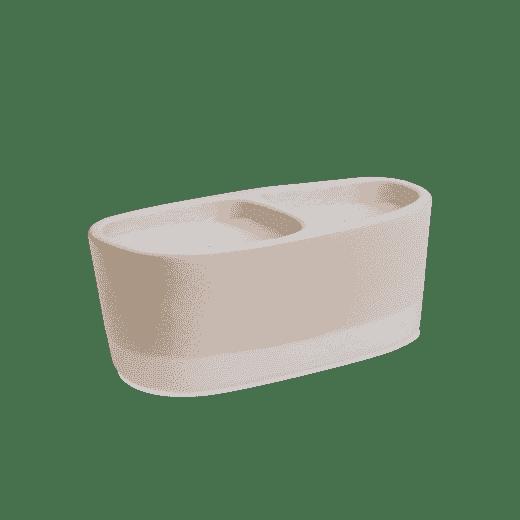 Velas de cerámica por LA BELLE MECHE x Jars Céramistes