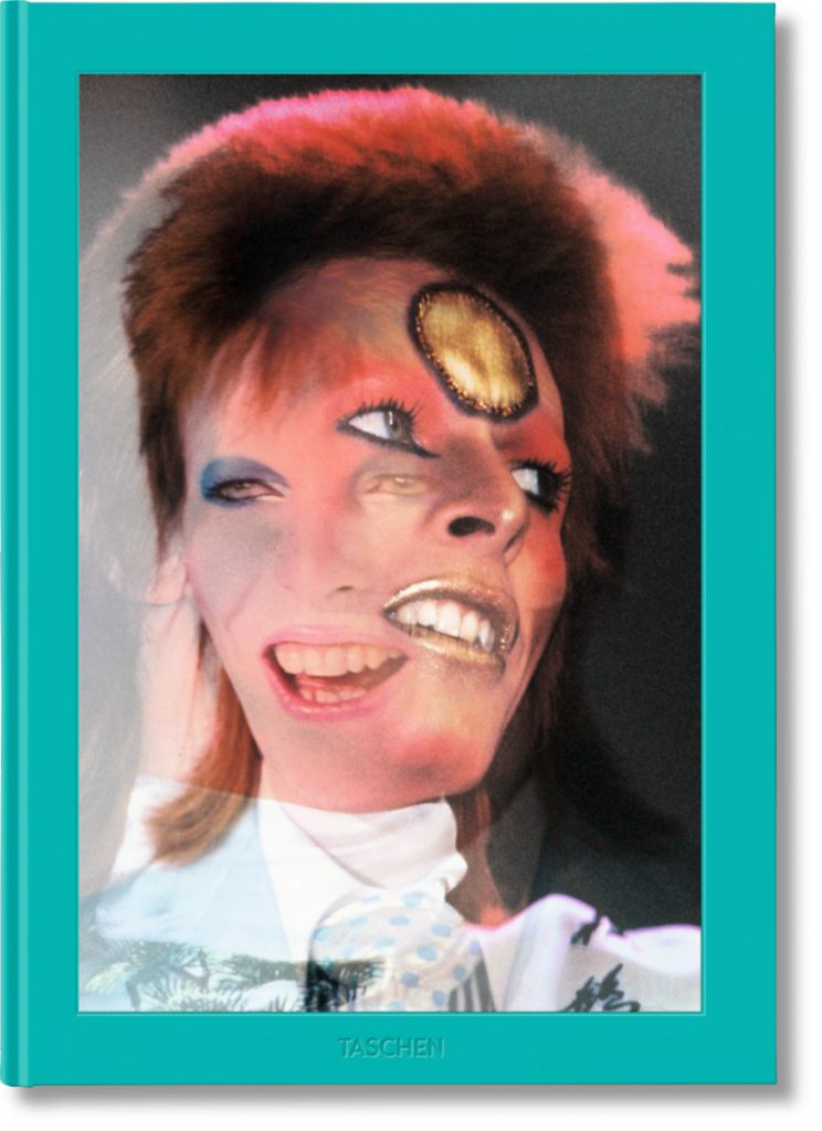 The rise of David Bowie by Taschen
