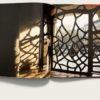 gaudi book architecture triangle art