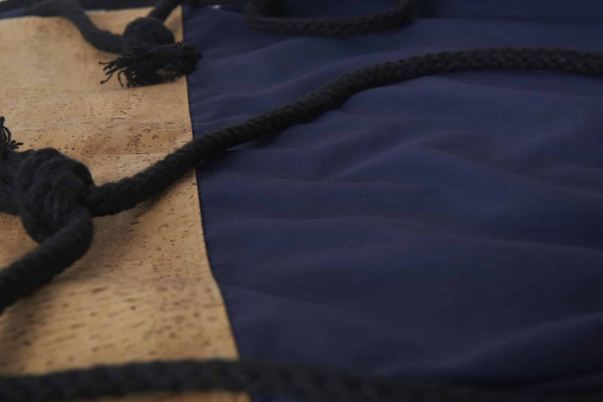 bolso mochila gimnasio moda complementos hombre mujer corcho basus hecho a mano francia