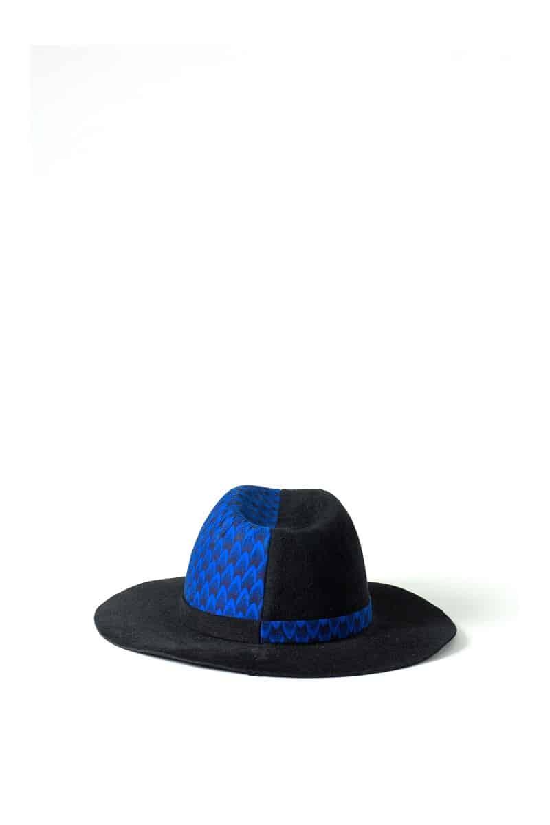 Sombrero HALF por BLACKHATS PARIS x MINIME PARIS