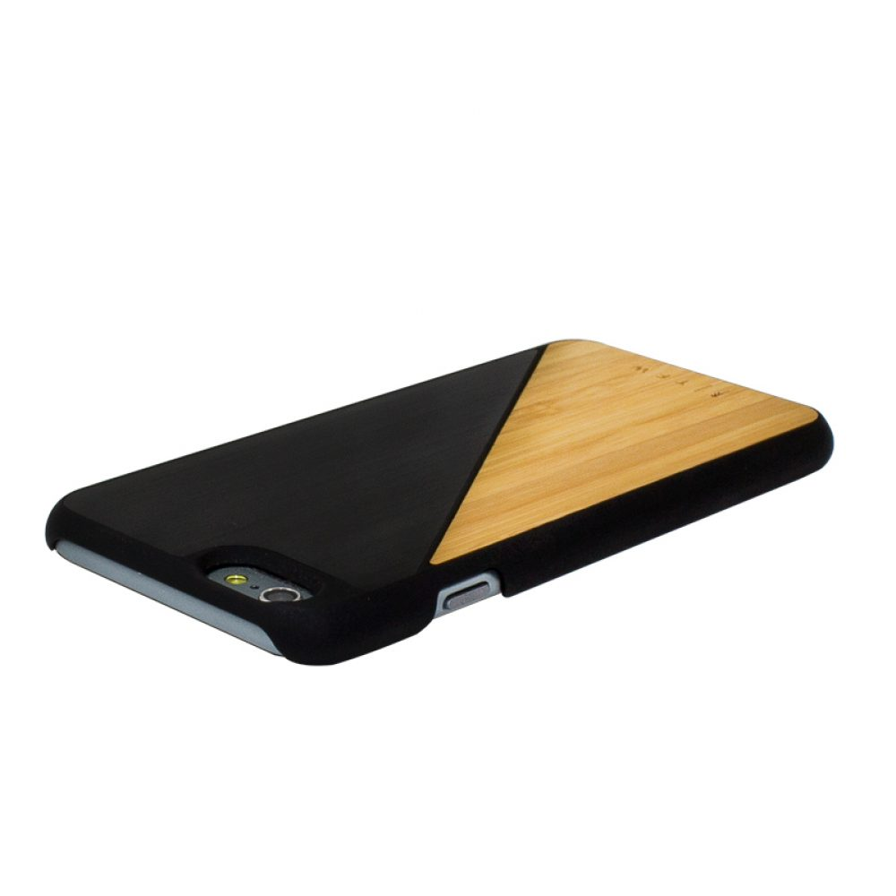 Coque Combino Iphone Time for Wood