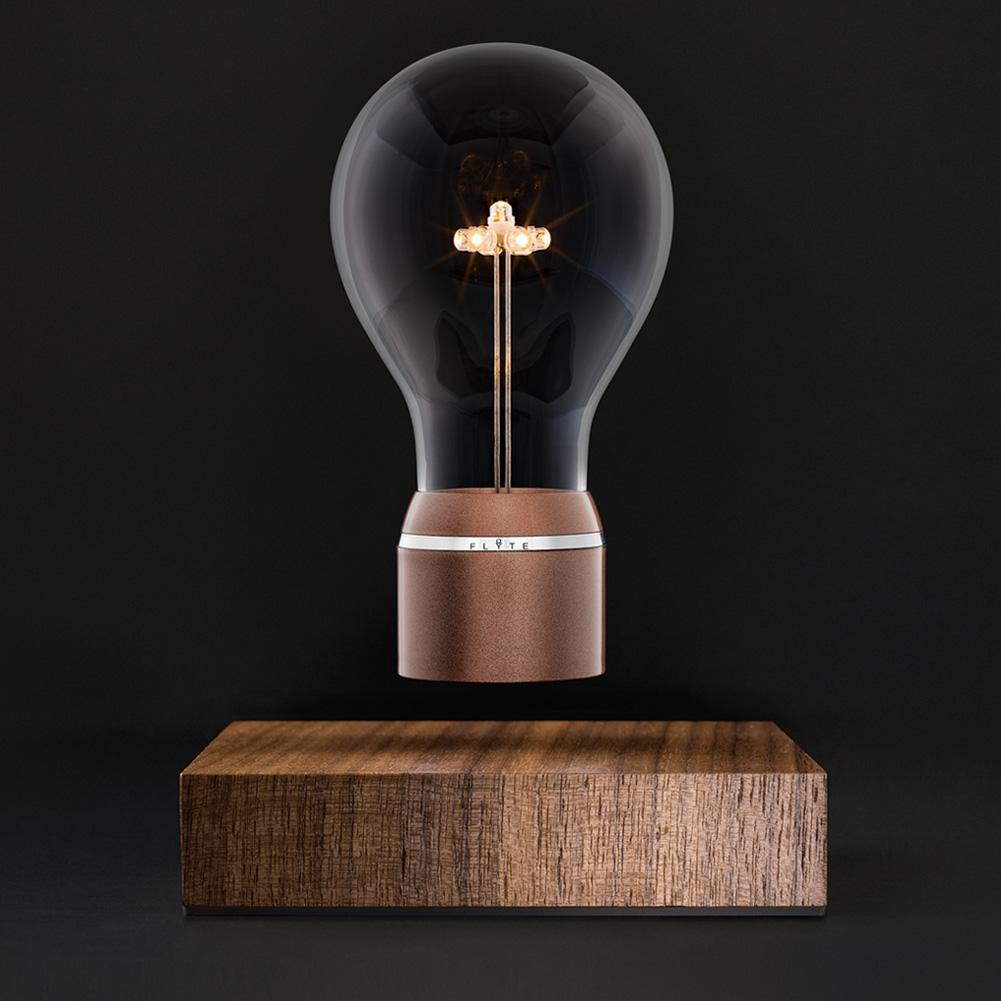Flyte buckminster lampe LED lévite ampoule