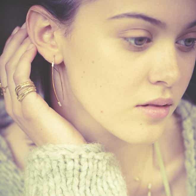 maya boucles d'oreilles BDM STUDIO L'Erudite Concept Store perles Miyuki