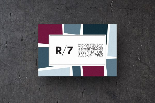 R/7 HANDCRAFTED SOAP