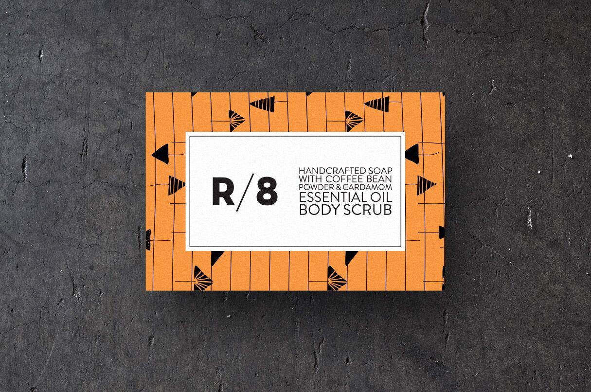 cosmydor R8 handcrafted soap
