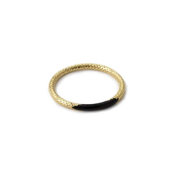 gold plated ring BDM Studio L'Erudite Concept Store gloria