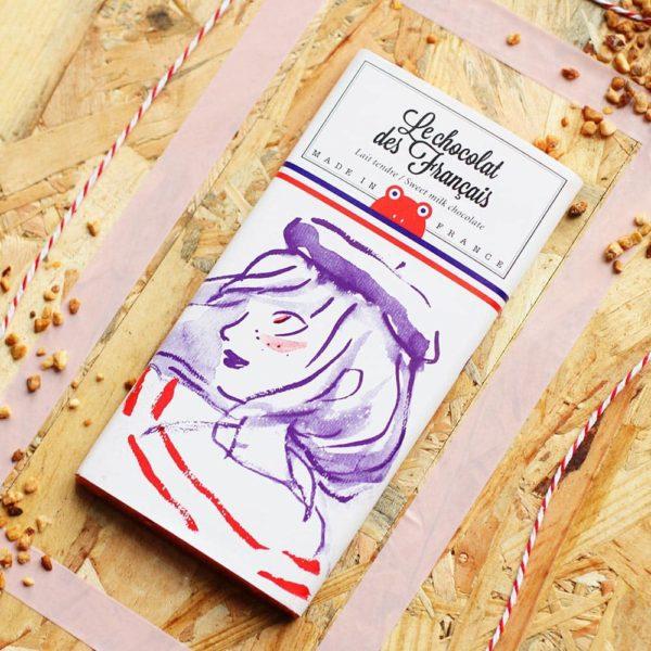 mariniere Chocolat des Français