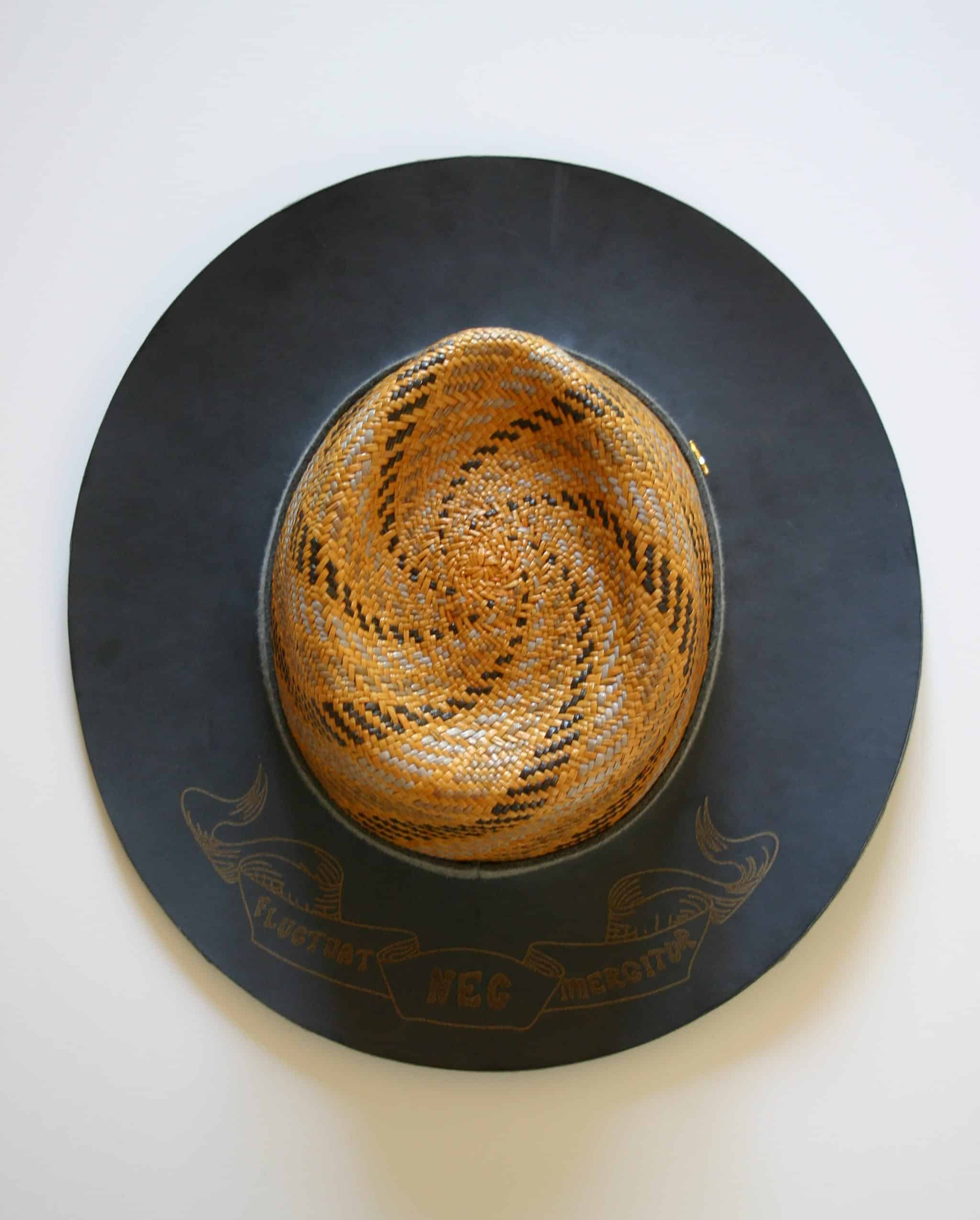 Chapeau FLUCTUAT par MiniMe Paris