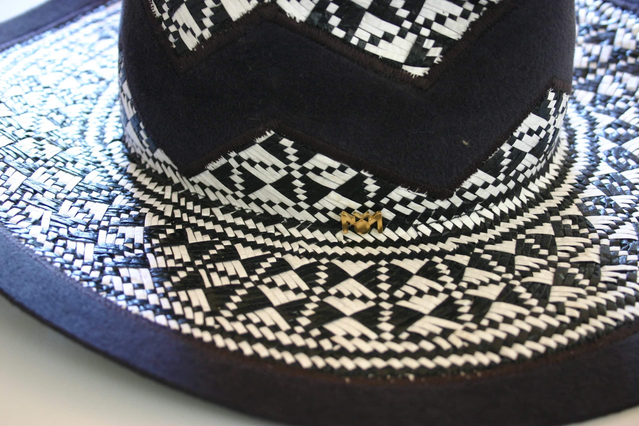 panama sombrero hecho a mano minime paris complementos moda hombre mujer fieltro pieza única