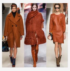 look terracotta tendances mode rentrée 2019