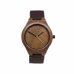 Reloj IGRIS Nylon por Time for Wood