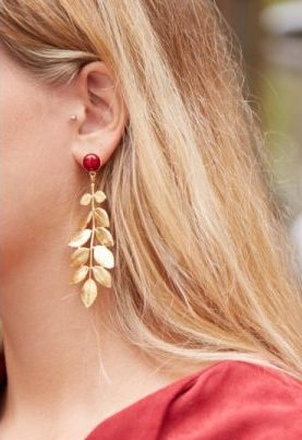 Earrings Ares Collection constance