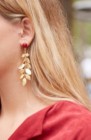 Ares boucles d'oreille collection constance